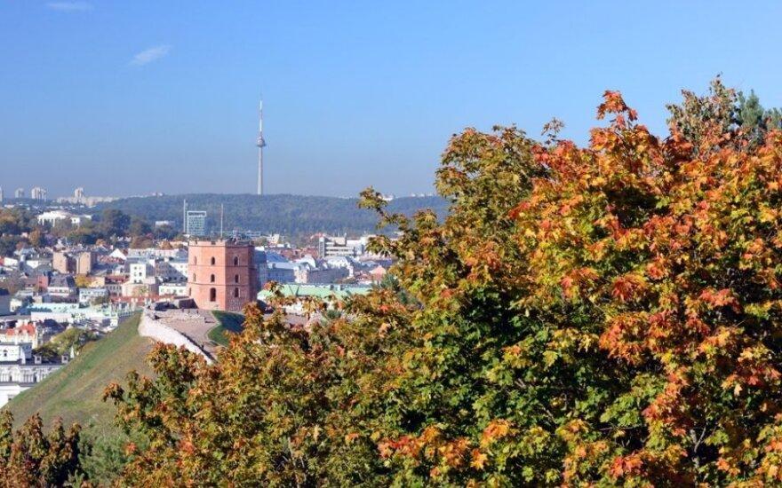 Прогноз: октябрь на прощание подарит прекрасную погоду