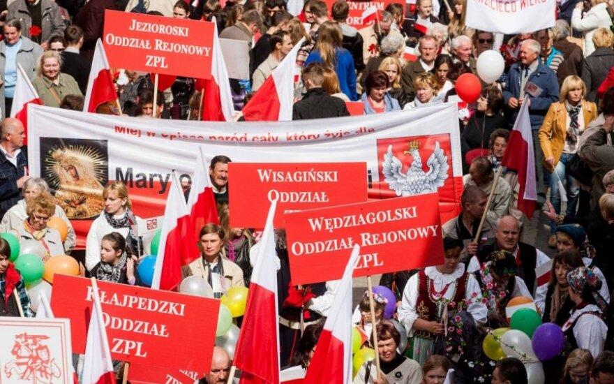 Oświadczenie polskich organizacji społecznych na Litwie