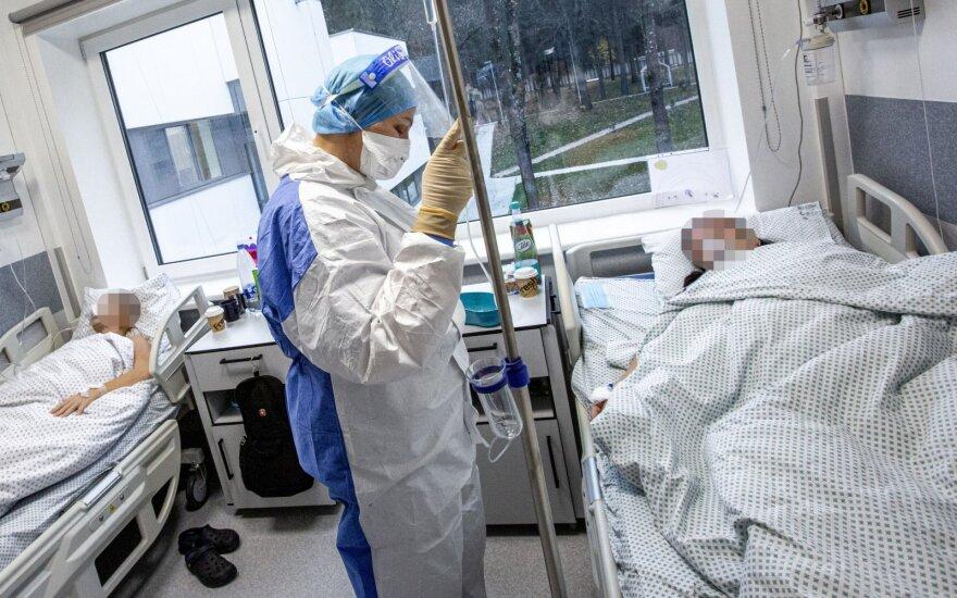 Сантаришкская клиника готовится к выходным, освобождает койки для больных коронавирусом