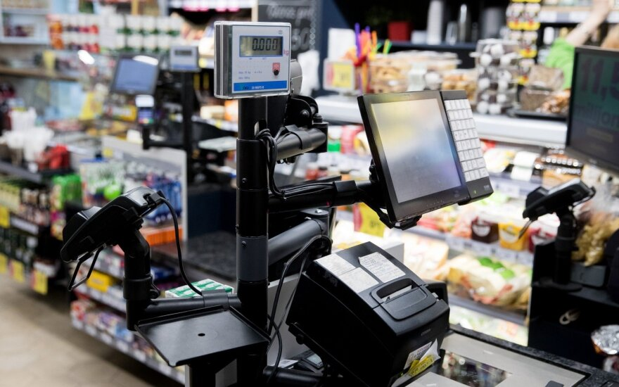 Ветслужба Литвы: не соблюдают условия карантина в основном небольшие магазины