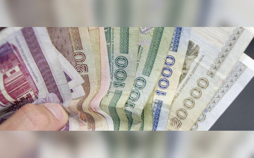 Девальвация белорусского рубля продолжается