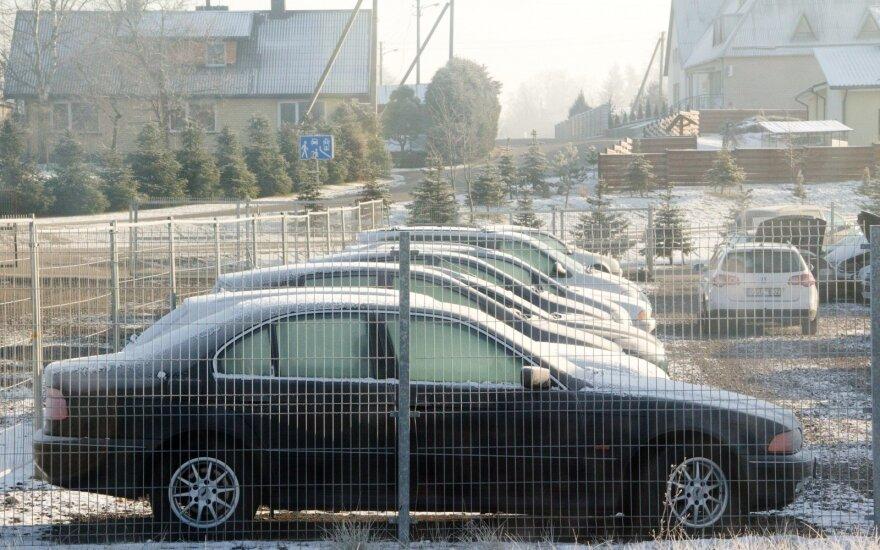 Первые данные о литовском автопарке: платить налог придется почти всем