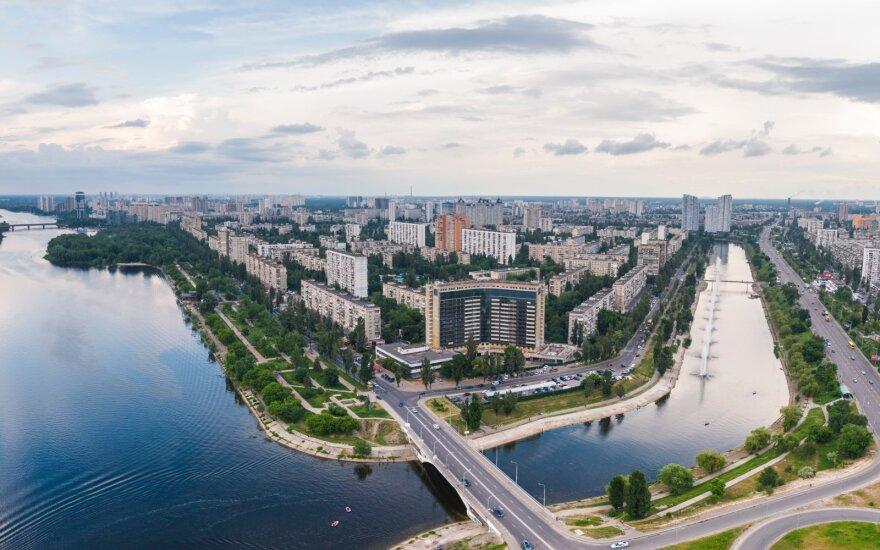 """Viešbutis """"Slavutičius"""" Kijeve"""