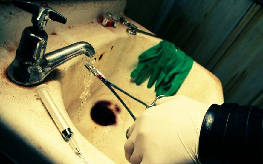 Nelegali organų transplantacija, asociatyvi nuotr.