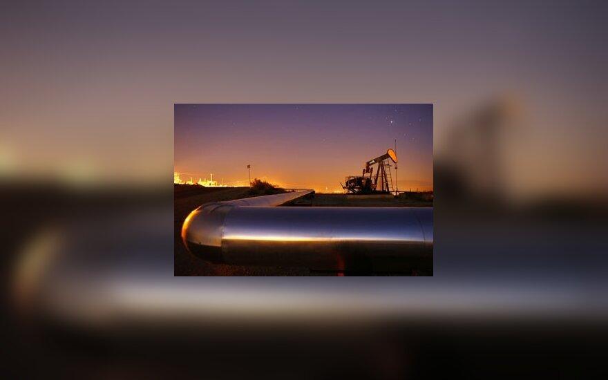Из-за исландского вулкана дешевеет нефть