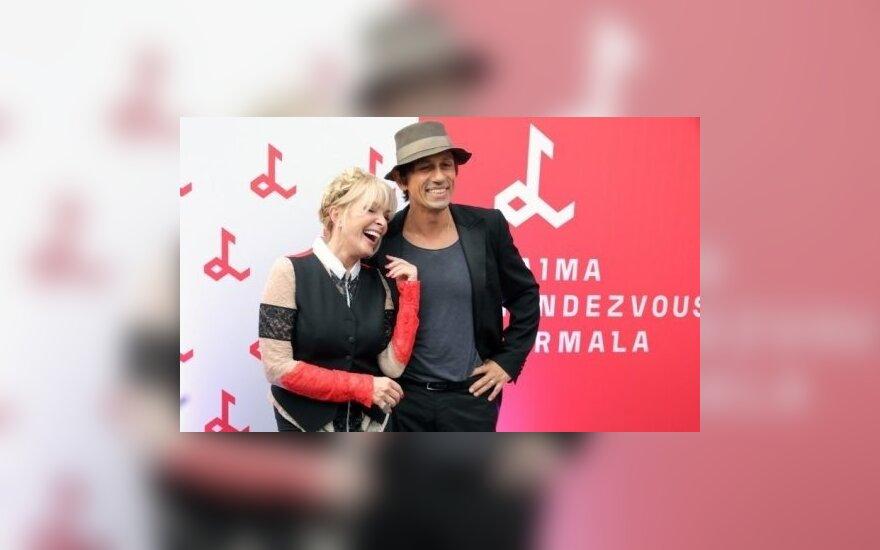 Фото. Лайма открыла свой фестиваль в Юрмале на семи языках
