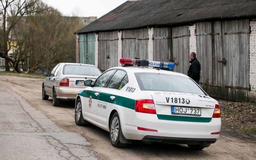 Рейд в Вильнюсе: большая часть водителей – примерные