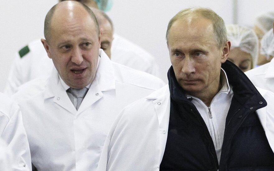 СМИ: Евгений Пригожин был на переговорах Шойгу с ливийским маршалом
