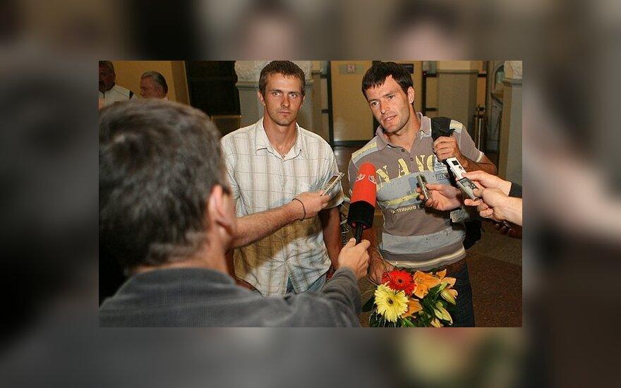 Лабуцкас и Гадейкис – чемпионы Европы по гребле на байдарках и каноэ в спринте