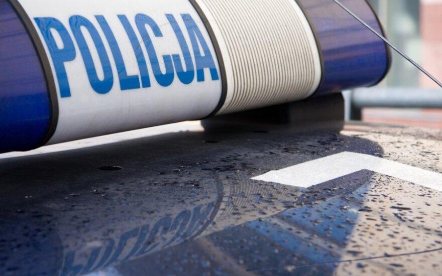 Белорусская пенсионерка покусала польских полицейских