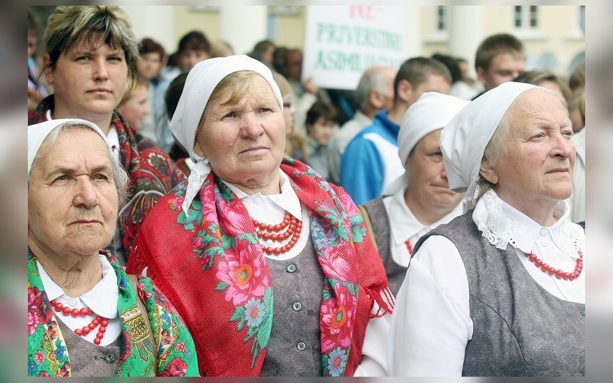 Черновик Закона: кого считать нацменьшинством в Литве?