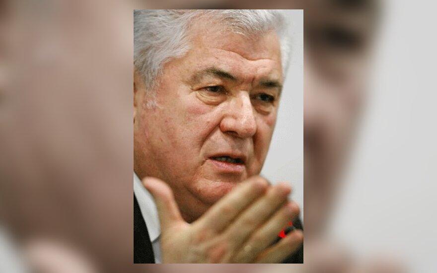 Воронин призвал амнистировать участников беспорядков