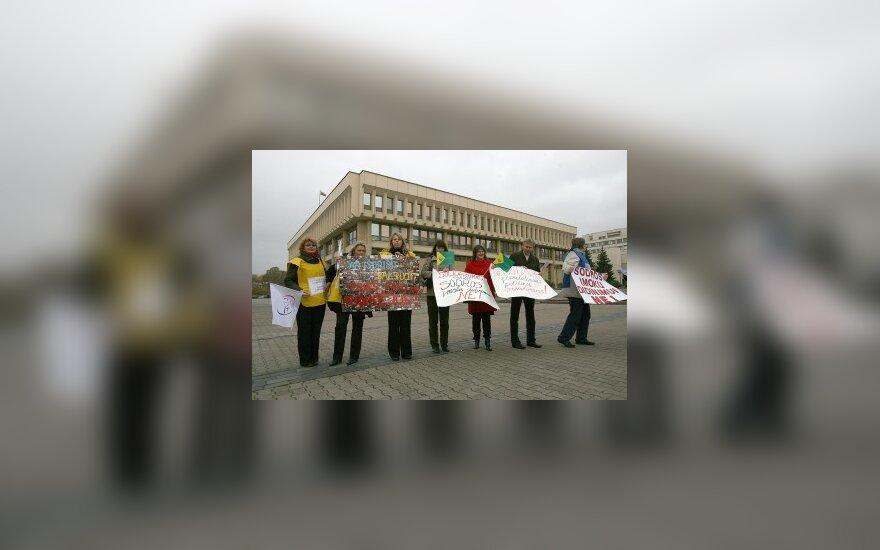 Литву накроет волна протестов