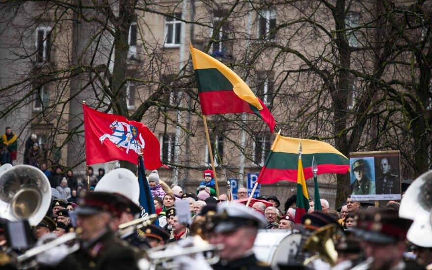 Президент Литвы: 11 марта связано с единством