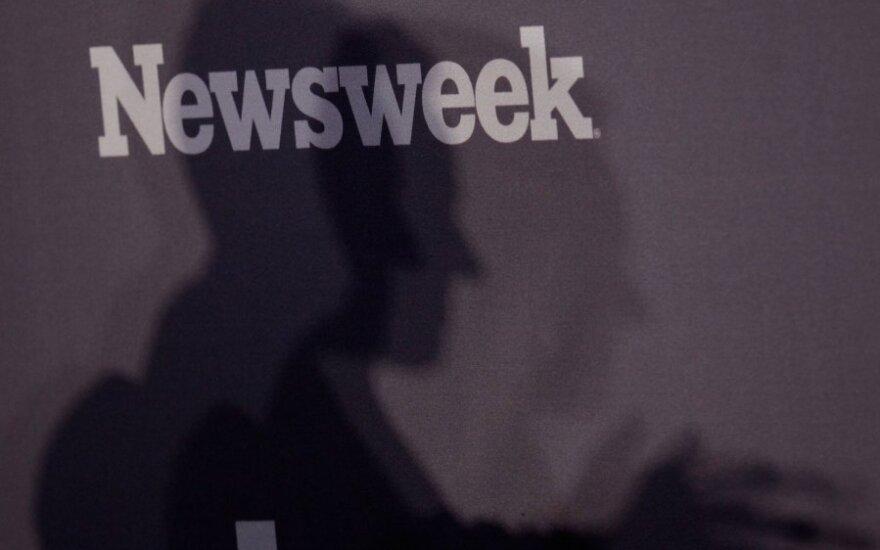 Журнал Newsweek выставлен на продажу