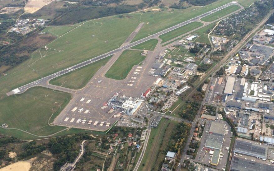 Вильнюс готовится на месяц закрыть аэропорт