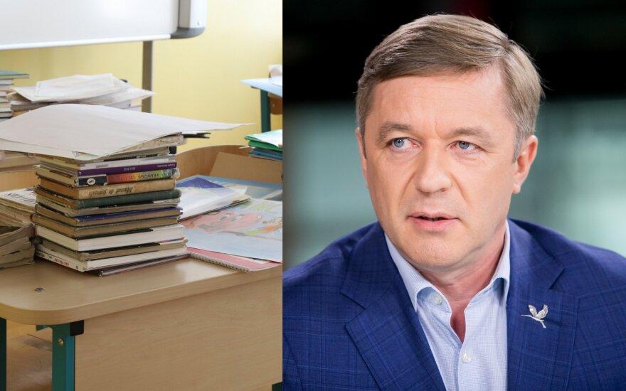 Mokykla, Ramūnas Karbauskis