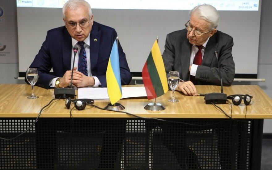 Valerijus Žovtenka, Benediktas Juodka