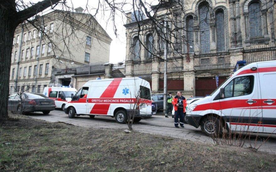 В Лукишкской тюрьме повесился мужчина, подозреваемый в убийстве