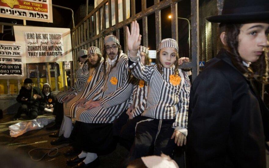 Izrael: Arabom zabrania się spotykać z Żydówkami