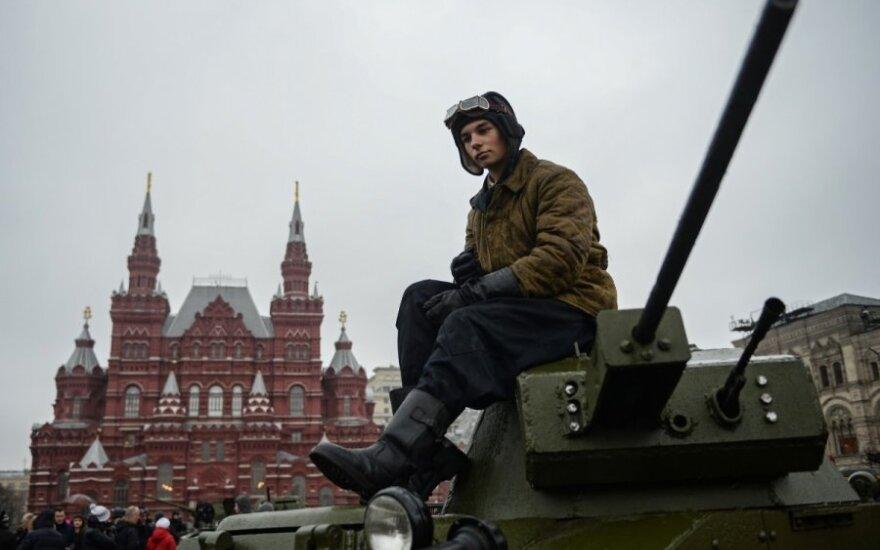 Российскую армию оставят без ушанок и пилоток