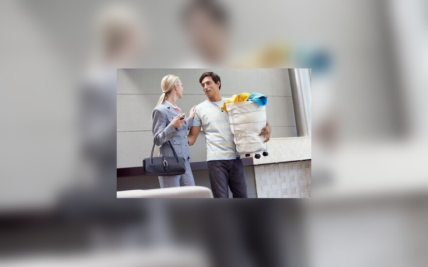 Работа по дому улучшает интимную жизнь супругов
