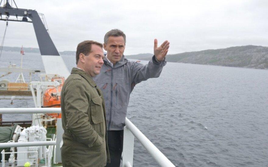 Глава НАТО: мы заметили перемены в поведении России