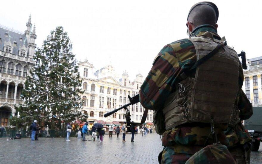 В Брюсселе арестован человек, причастный к парижским атакам