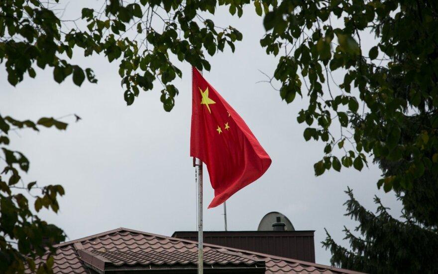 Посольство Китая: мы отметаем все обвинения разведки Литвы