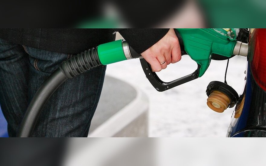 Немцы против заправок экологически чистым бензином