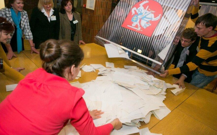 Литва выбирает президента - без второго тура не обойтись