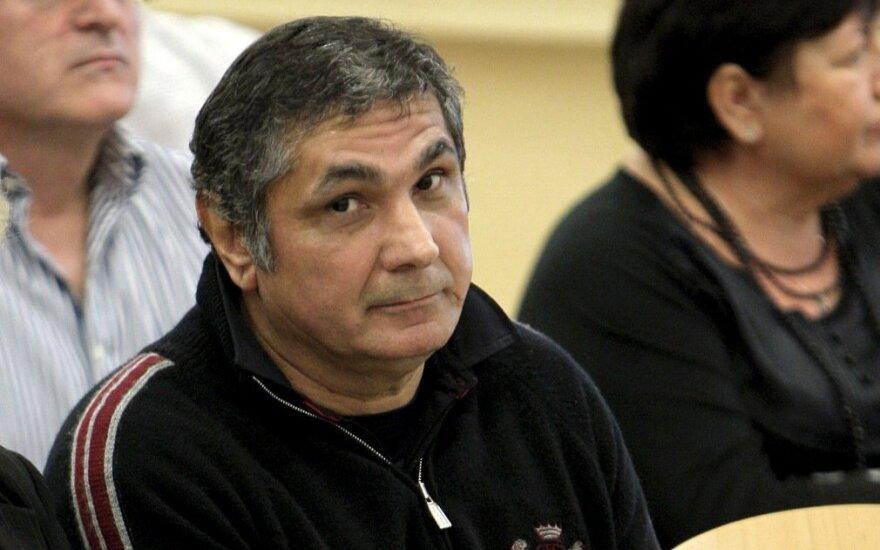 В России суд арестовал вора в законе Шакро Молодого