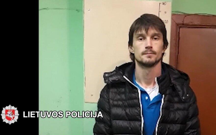 Россиянин нелегально снимал деньги в банкоматах Вильнюса и Риги