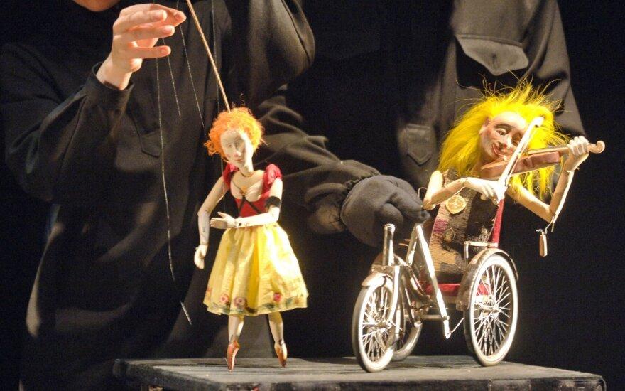 Куклы, театральная студия Резо Габриадзе
