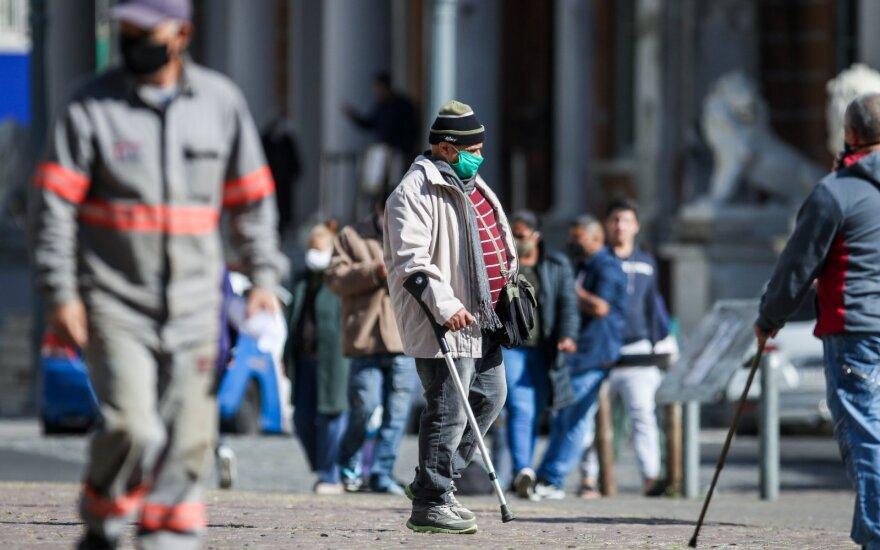 Коронавирус: как Бразилия стала новым эпицентром пандемии