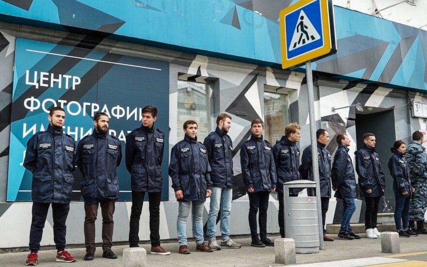 Фотограф Стерджес прокомментировал скандал по поводу его выставки в Москве