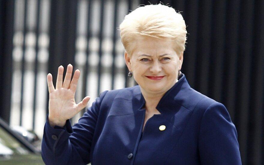 """Президент Литвы: """"Россия""""? Нет, нет"""