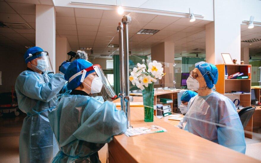 За прошедшие сутки в Литве зафиксировали 23 новых случая коронавируса