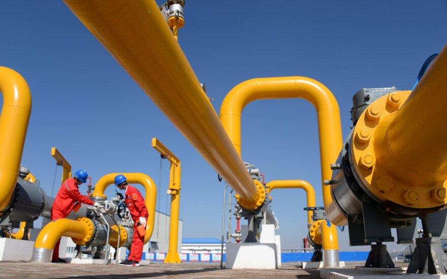 Россия и Украина подписали протокол по транзиту газа