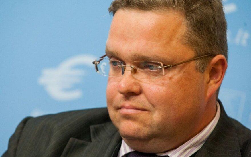 Совет Василяускаса ждущим евро жителям Литвы