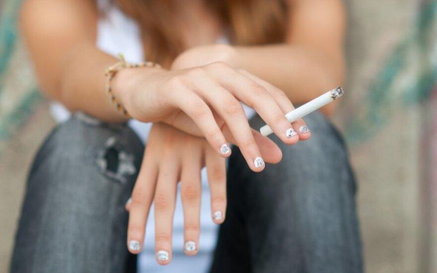 ВОЗ может запретить тонкие сигареты