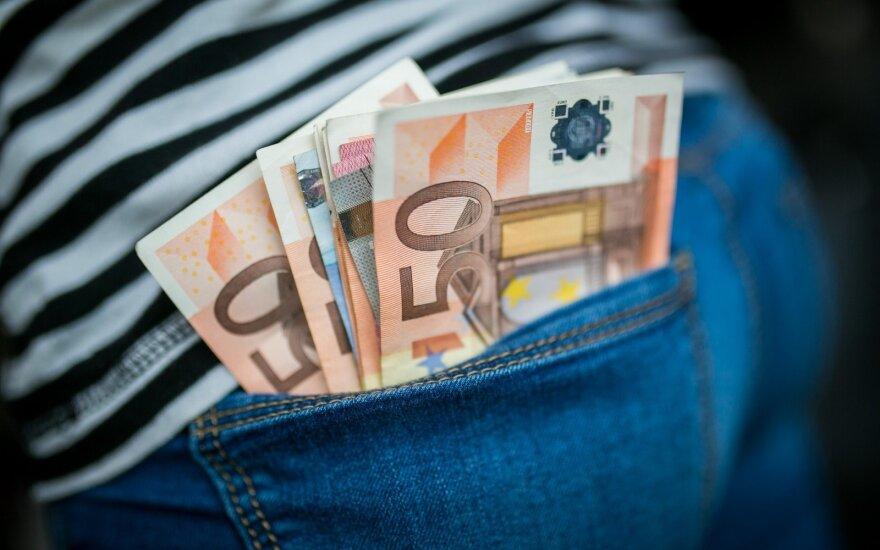 Эстонские предприниматели купаются в деньгах