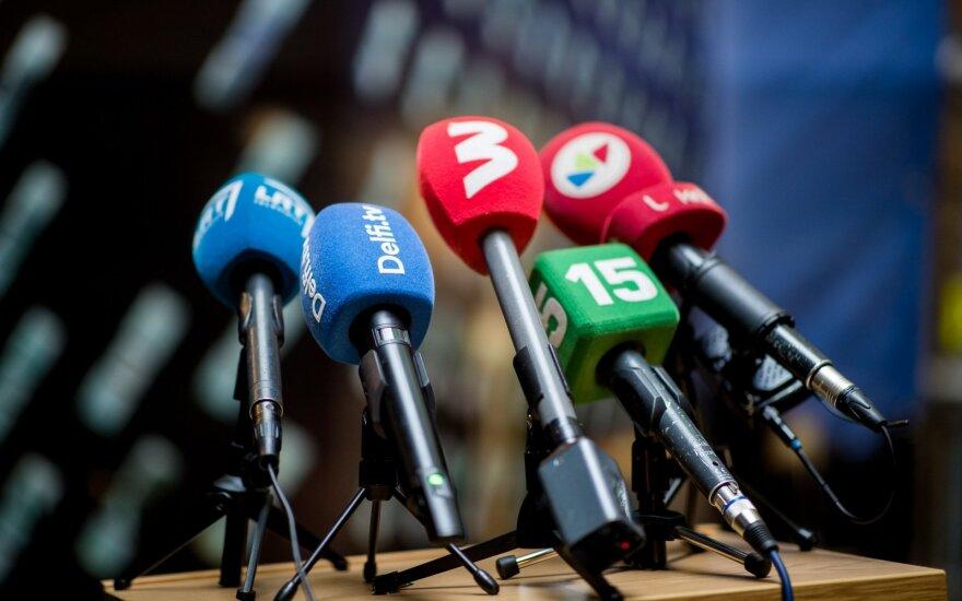 Президент предлагает выделить понесшим убытки из-за кризиса СМИ 6 млн евро