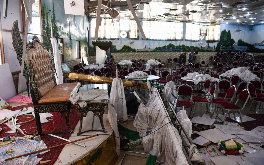 Взрыв на свадьбе в Афганистане унес жизни более 60 человек