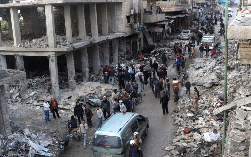 Идлиб покинули 30 тысяч беженцев