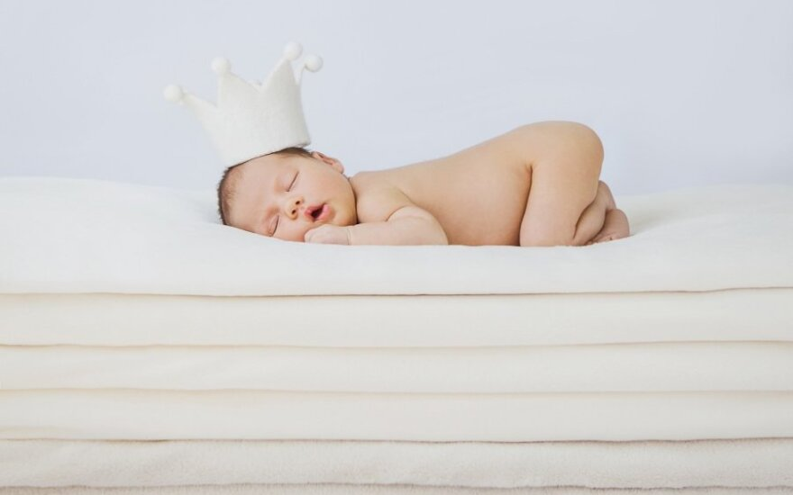 Metų kūdikis (E.Miliūnienės nuotr.)