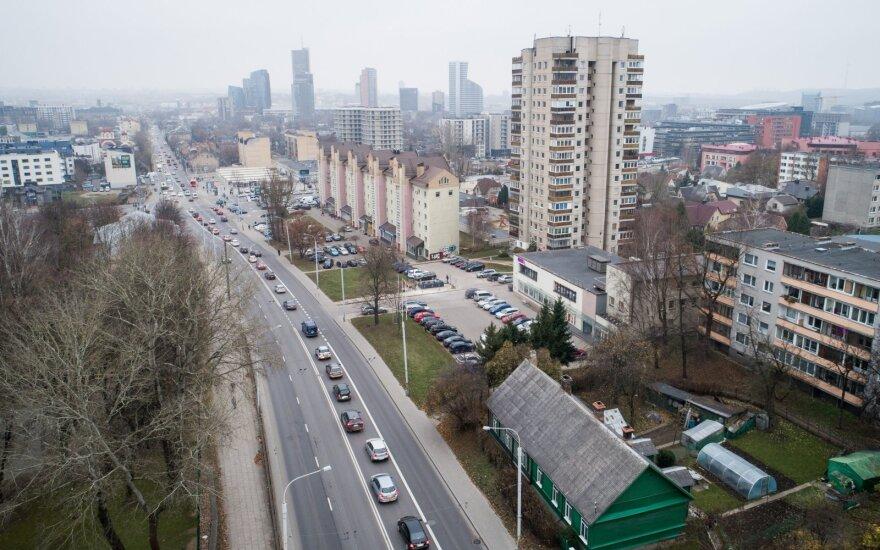 Жительница Вильнюса рассказала, почему при первой возможности уехала из одного из столичных районов