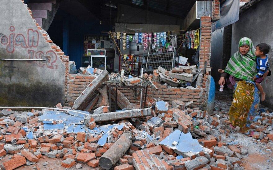 Землетрясение на острове Ломбок унесло десятки жизней