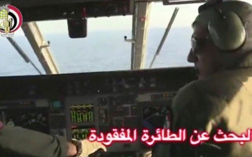 """Из Средиземного моря начали поднимать """"черные ящики"""" египетского А320"""