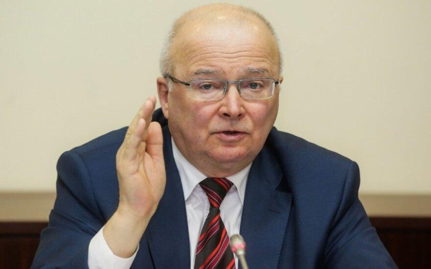 Вайгаускас: явка на референдуме была рекордно низкой